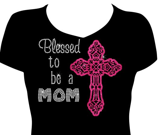 Bless to be a Mom T-Shirt