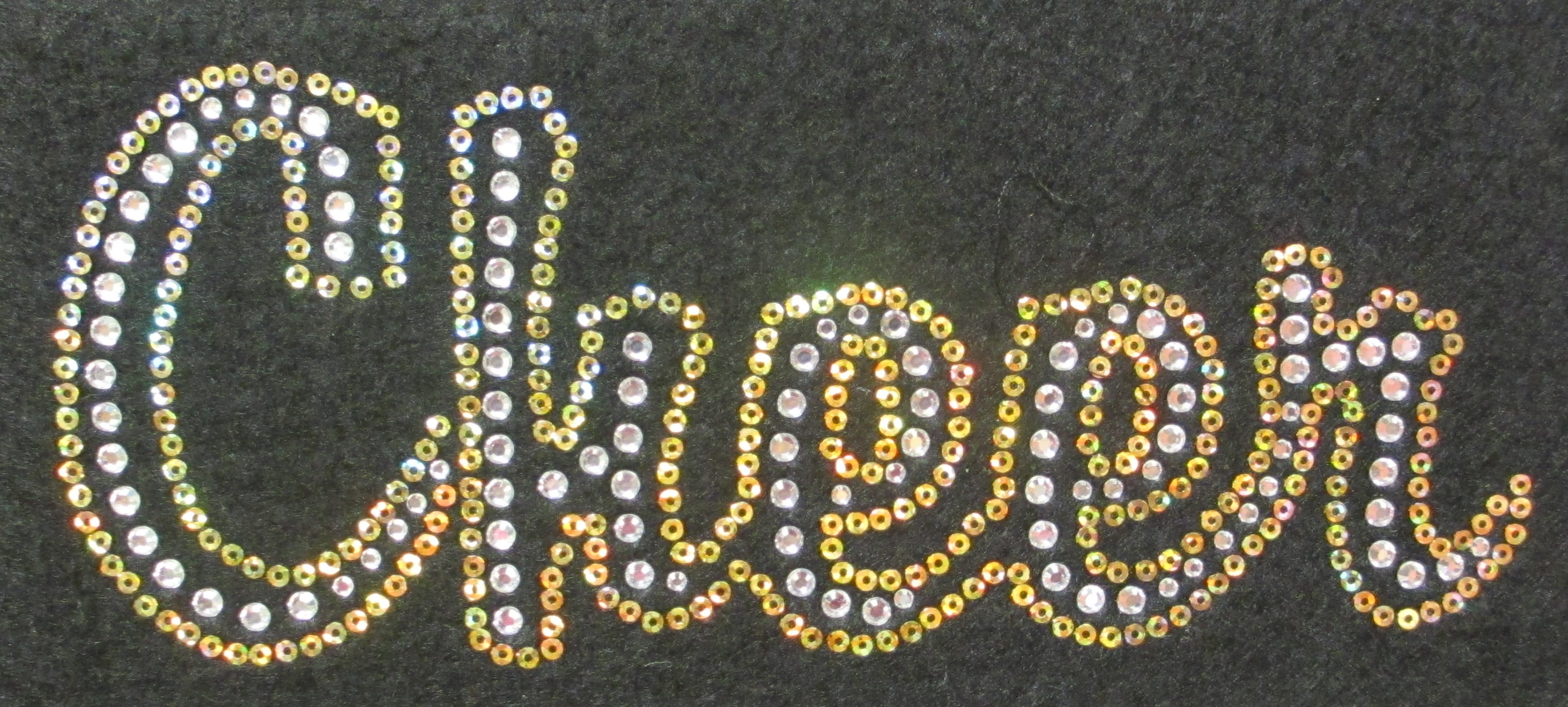Cheer Horizontal Rhinestone and Sequin Transfer Combo (1)