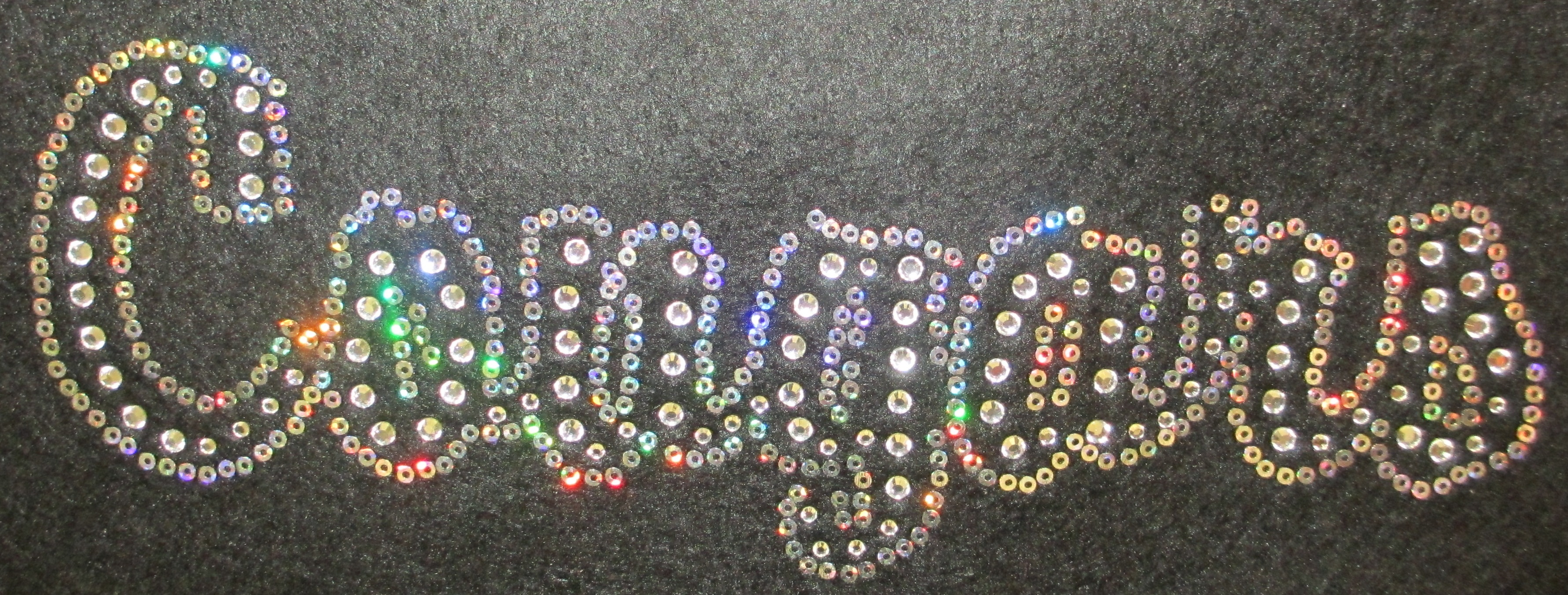 Cougars Rhinestone and Sequin Transfer Combo (1)