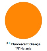"Easy Weed FLUORESCENT ORANGE 15"" - Select a Size"