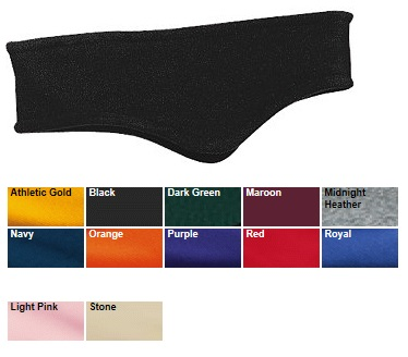 Fleece Headband - Blank