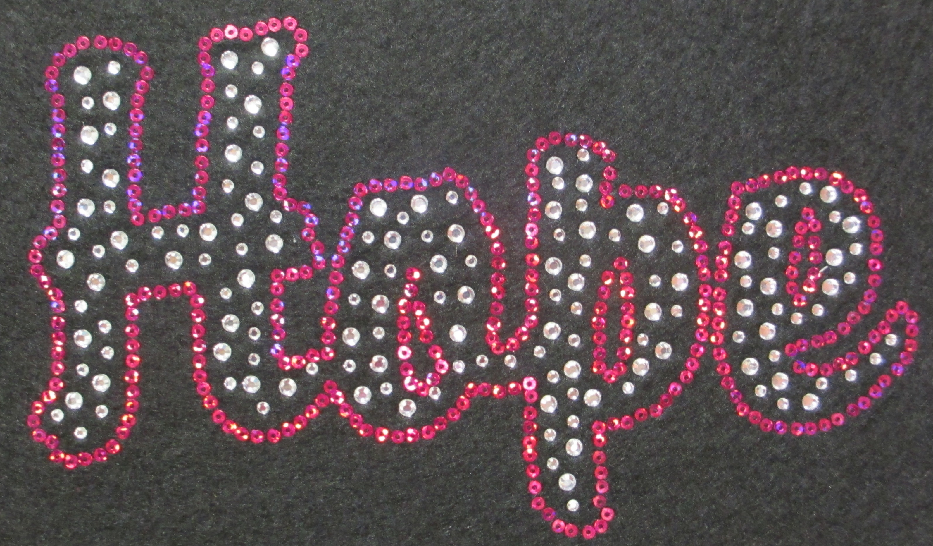 Hope Rhinestone and Sequin Transfer Combo (1)