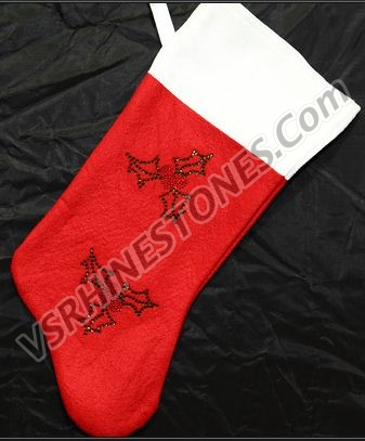 Stocking - Holly Personalization Included