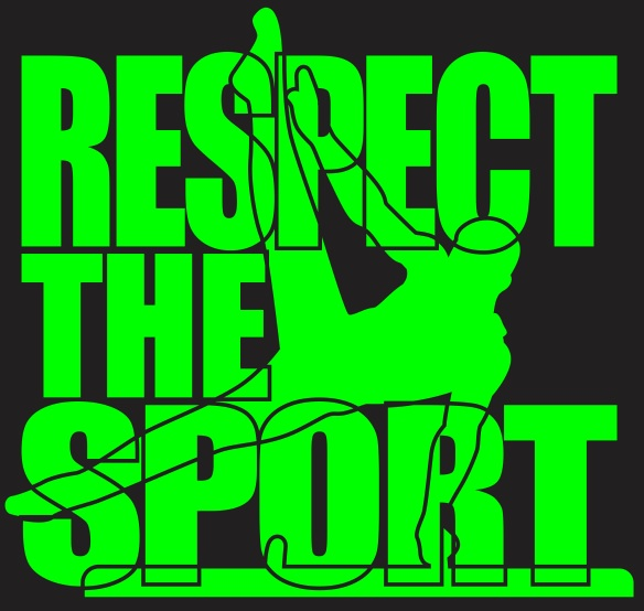 Respect the Sport - Pummel Vinyl Transfer