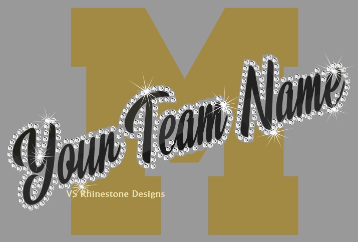Varsity CUSTOM Team Name Combo - (1)
