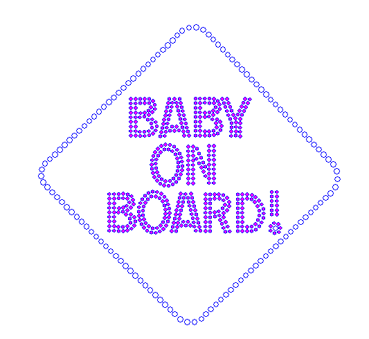 Baby on Board - Girl