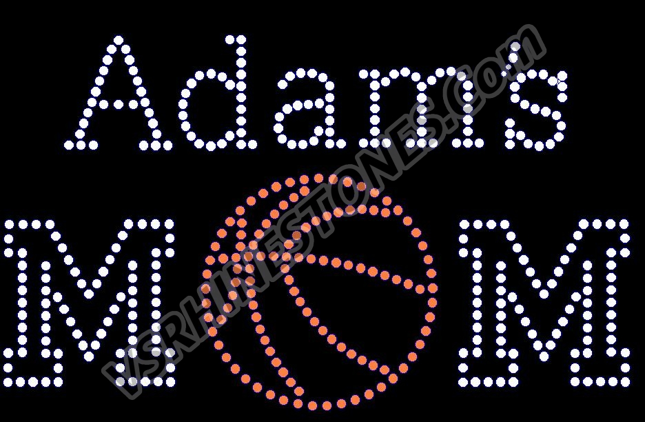 Basketball Mom - Personalized