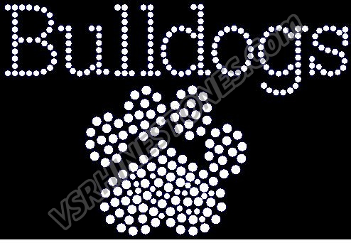 Bulldog Paw Small
