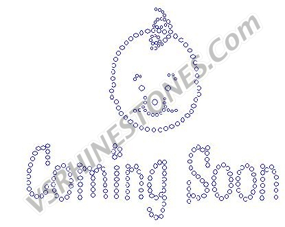 Coming Soon - Baby Rhinestone Transfer
