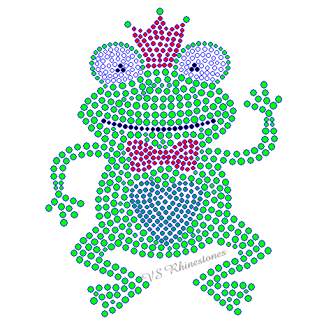 Prince Charming FROG Car Decal