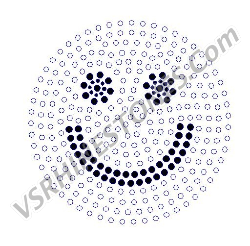 Smiley Face - Large
