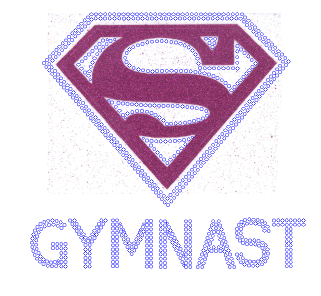 Super Gymnast Rhine/Vinyl Combo - SELECT COLOR