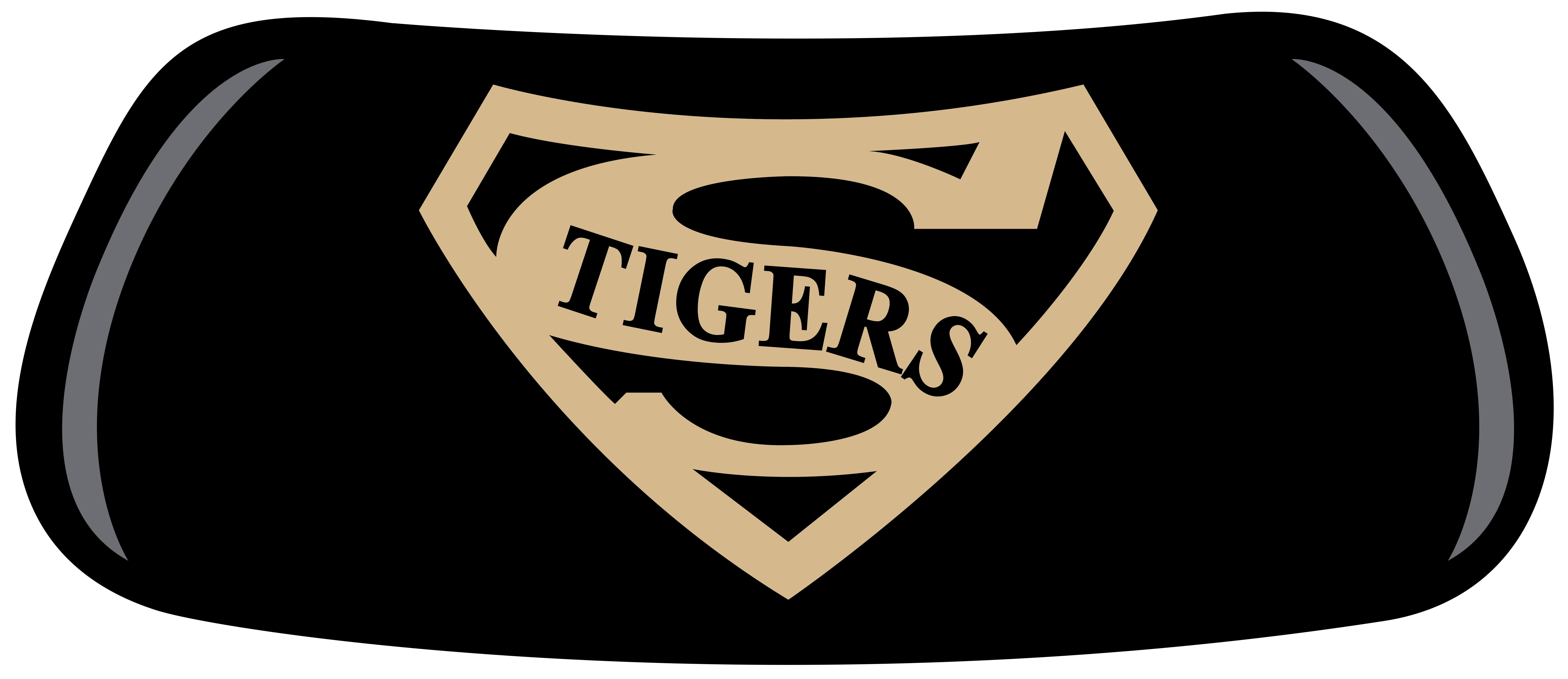 Super Tigers Eye Blacks - set of 2